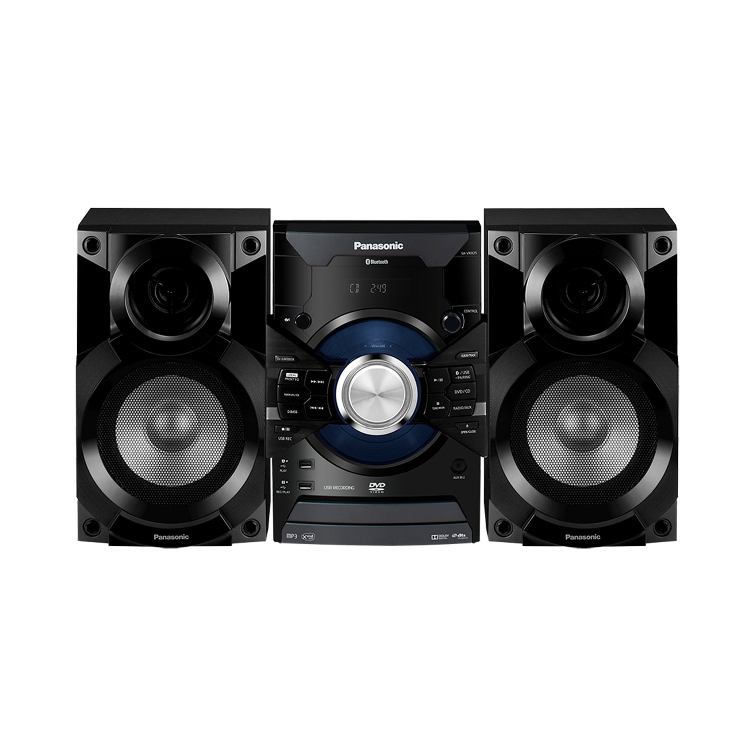 3900W DVD Stereo System