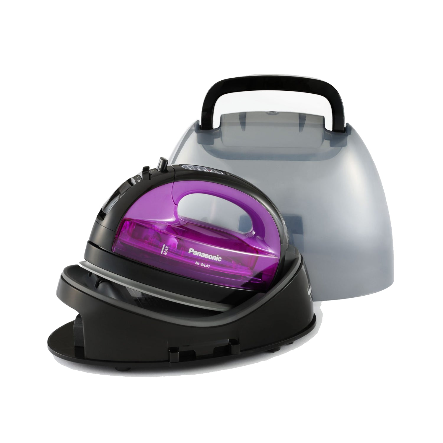 1500W Cordless Steam Iron