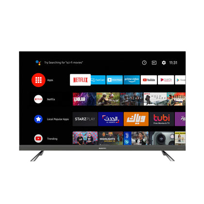 55-inch QLED 4K UHD Smart Android TV (2021)