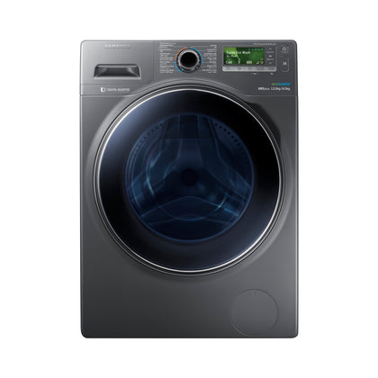 12KG Front Loading Automatic Washer & Dryer