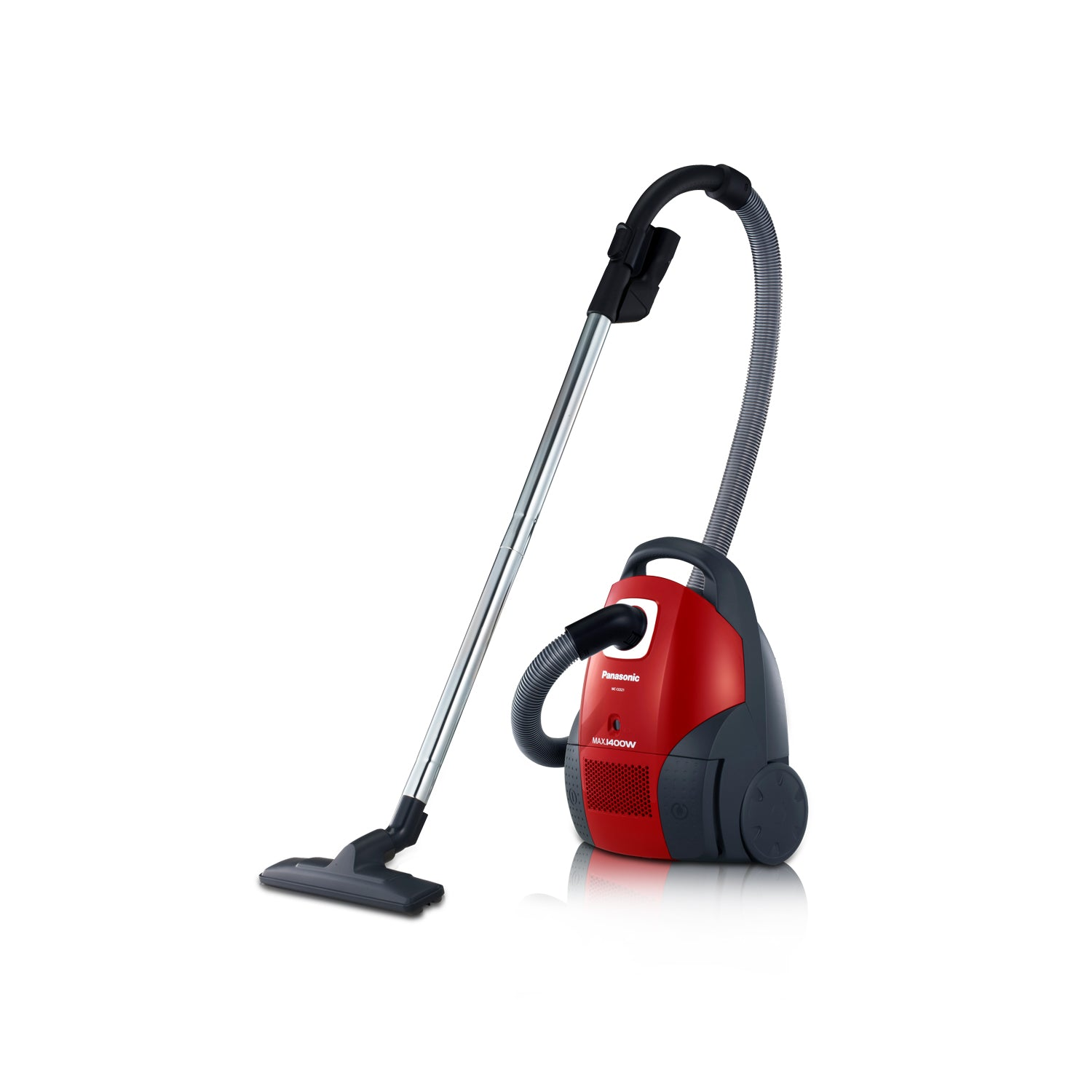 1400W Bagged Canister Vacuum Cleaner 4L