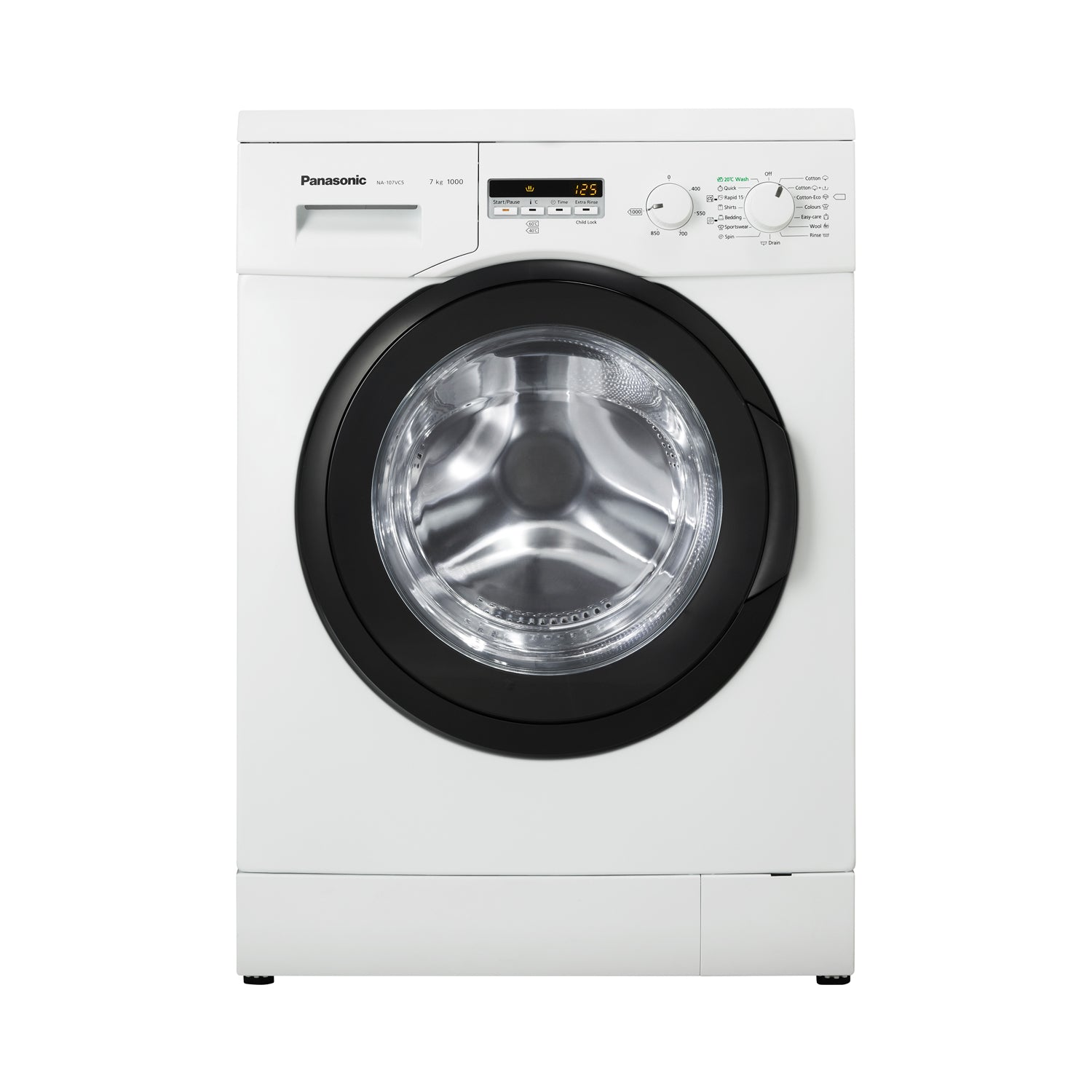 7KG Front Loading Automatic Washer