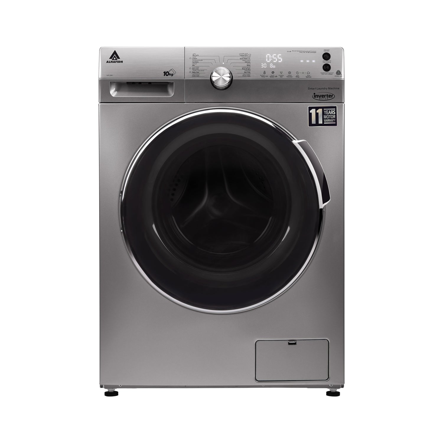 Front Load Washing Machine 10Kg 10FLS61