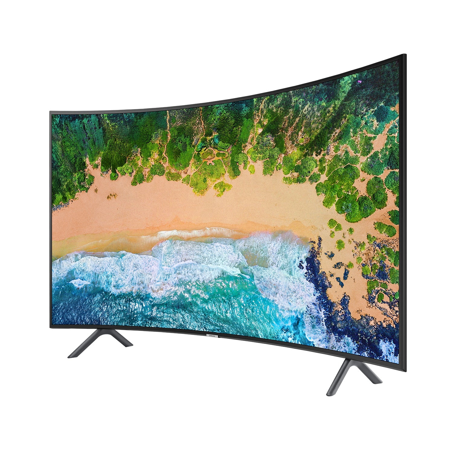 49-inch Curved LED 4K UHD Smart TV