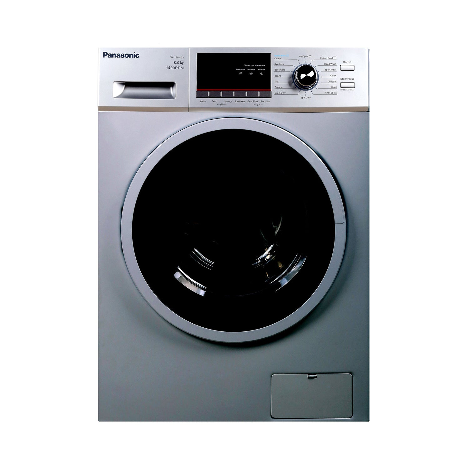 8KG Front Loading Washing Machine