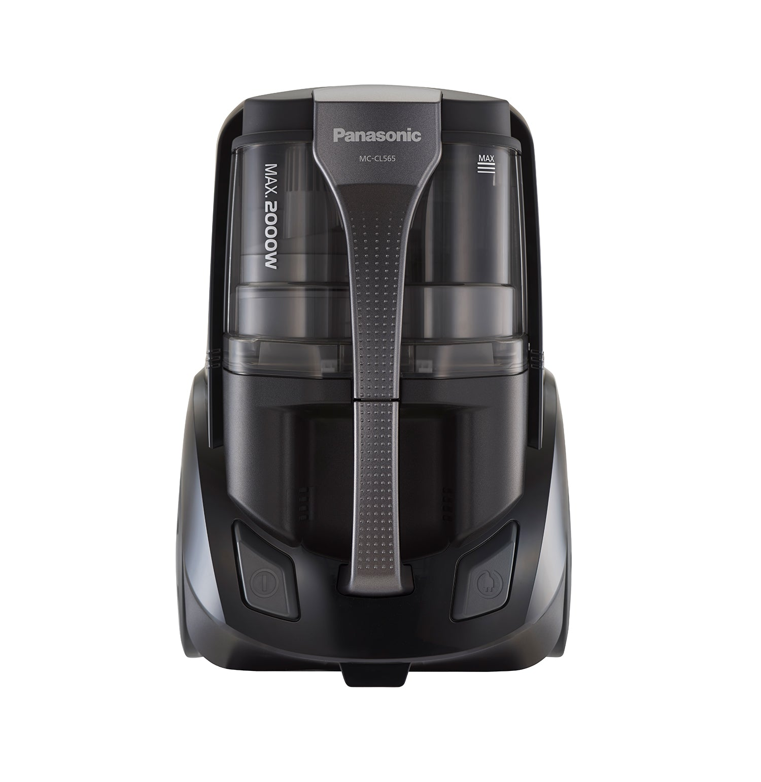 2000W Bagless Canister Vacuum Cleaner 2L