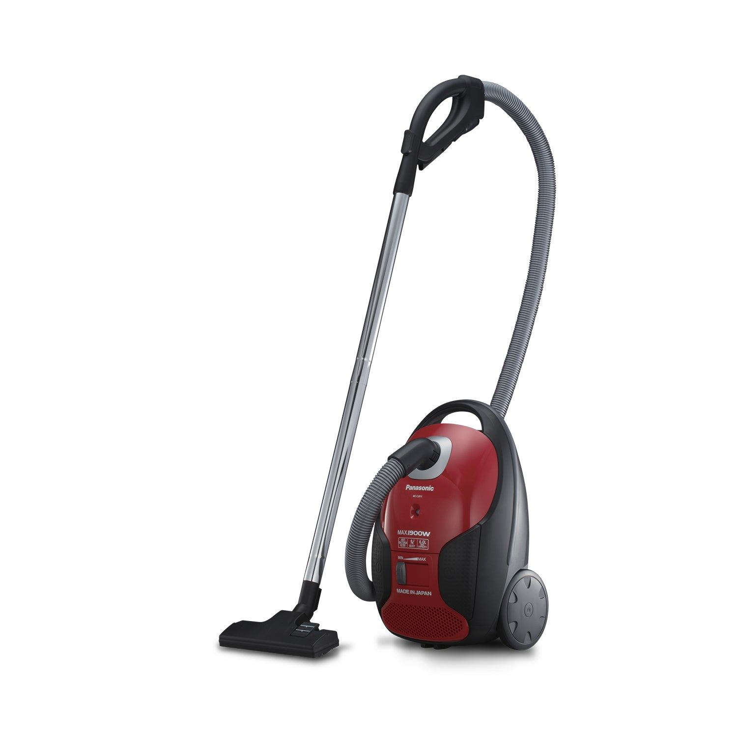 2100W Bagged Canister Vacuum Cleaner 6L