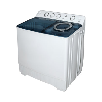 ALHAFIDH 18KG Twin Tub Washing Machine WMHA-1850WTT