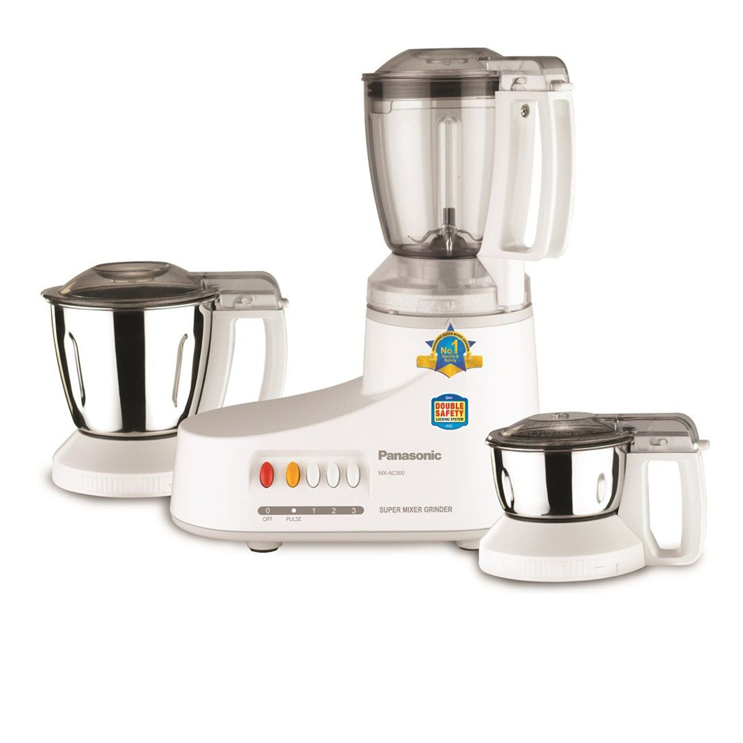 1000W 6 in 1 Mixer Grinder