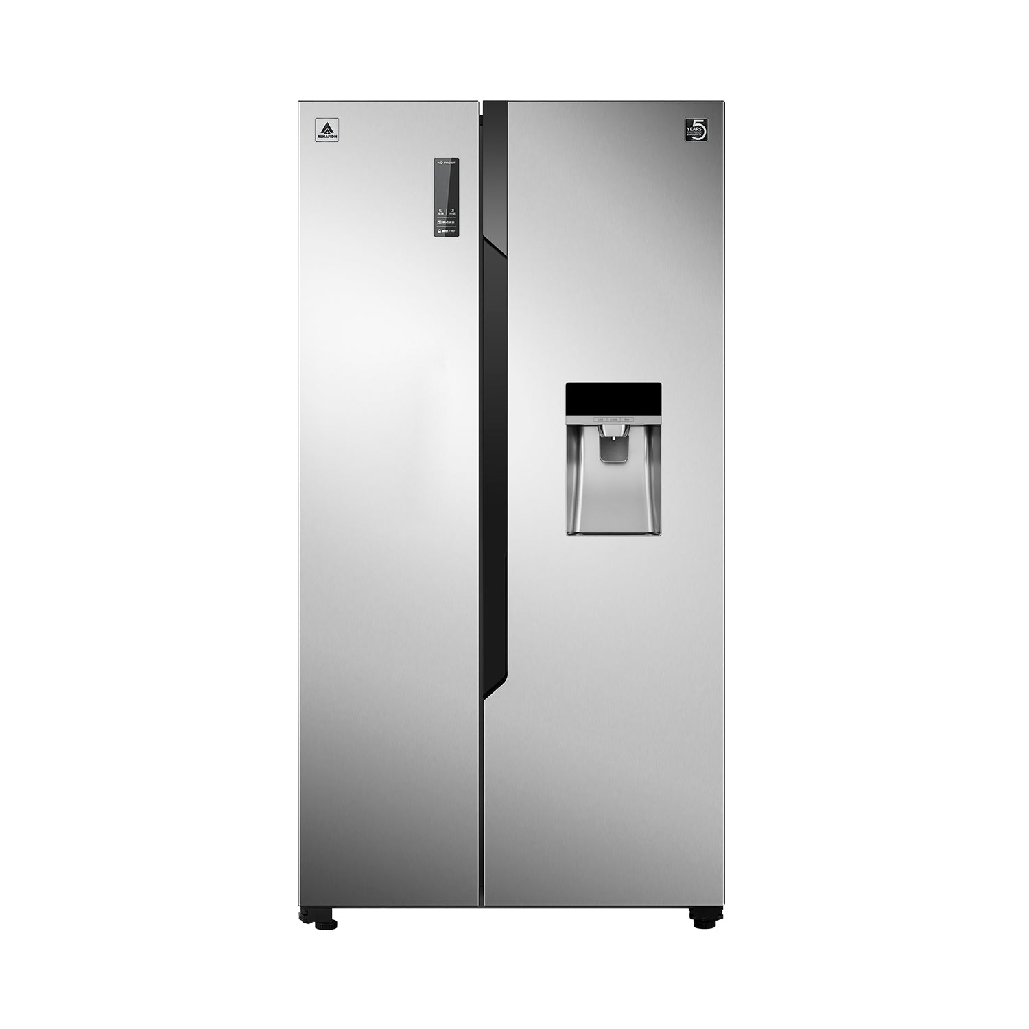 24CF Frost Side-by-Side Refrigerator