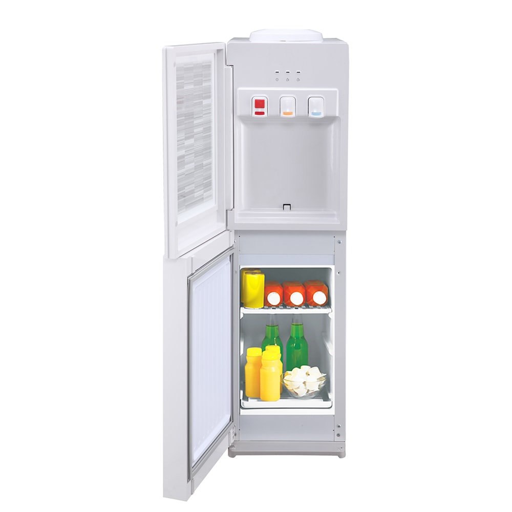 Free Standing Water Dispenser With Fridge