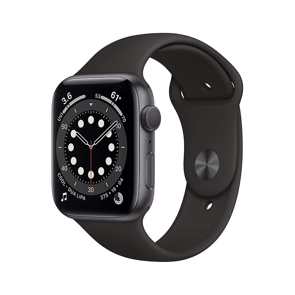 Watch 6 44mm Sport Black