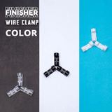 Home Essentials:Finisher Wire Clamp 20PCS