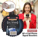 (Limited-time promotion)Cell Phone Signal Enhancement Stickers-Signal Booster