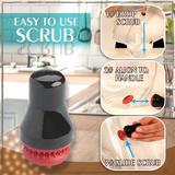 Magnetic Spot Scrubber