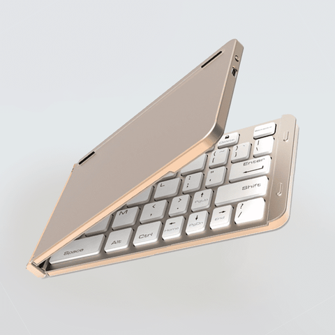 Portable Folding Bluetooth Keyboard