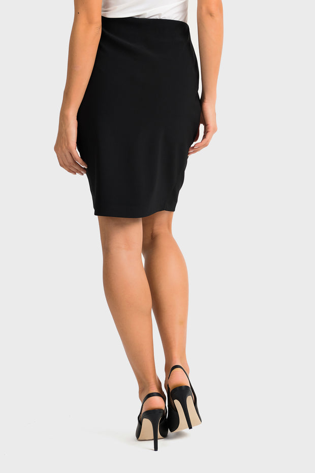 Joseph Ribkoff Pencil Skirt Black