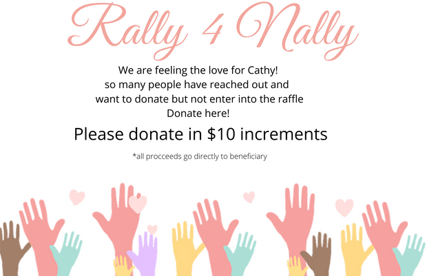 Rally for Nally- Donations