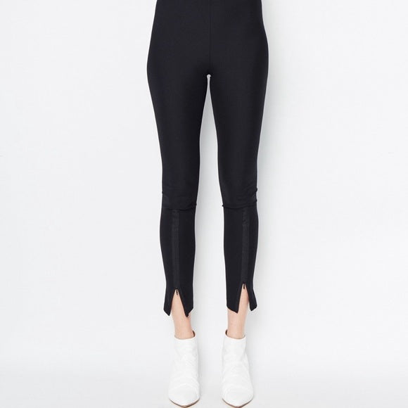Elaine Kim Tech Stretch Pant w/Front Ankle Zipper- Paquirri