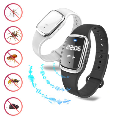 BiteProtector™ Mosquito Repellent Watch