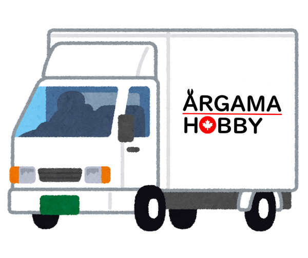 Argama Hobby Private Warehouse Release