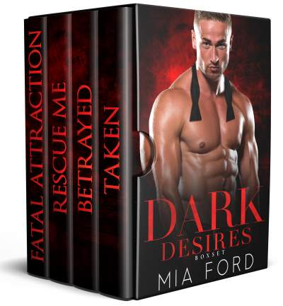 Dark Desires - A 4 Book Romance Boxed Set