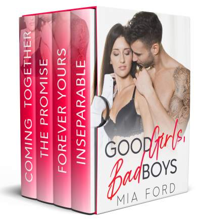 Good Girls Bad Boys - A 4 Book Romance Boxed Set