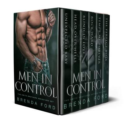 Men In Control - The Complete Smith Brothers Series