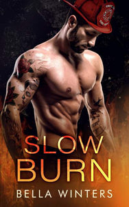Slow Burn (Forbidden Heat Series Book 2)