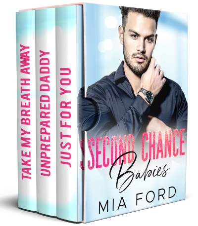 Second Chance Babies - A 3 Book Romance Boxed Set