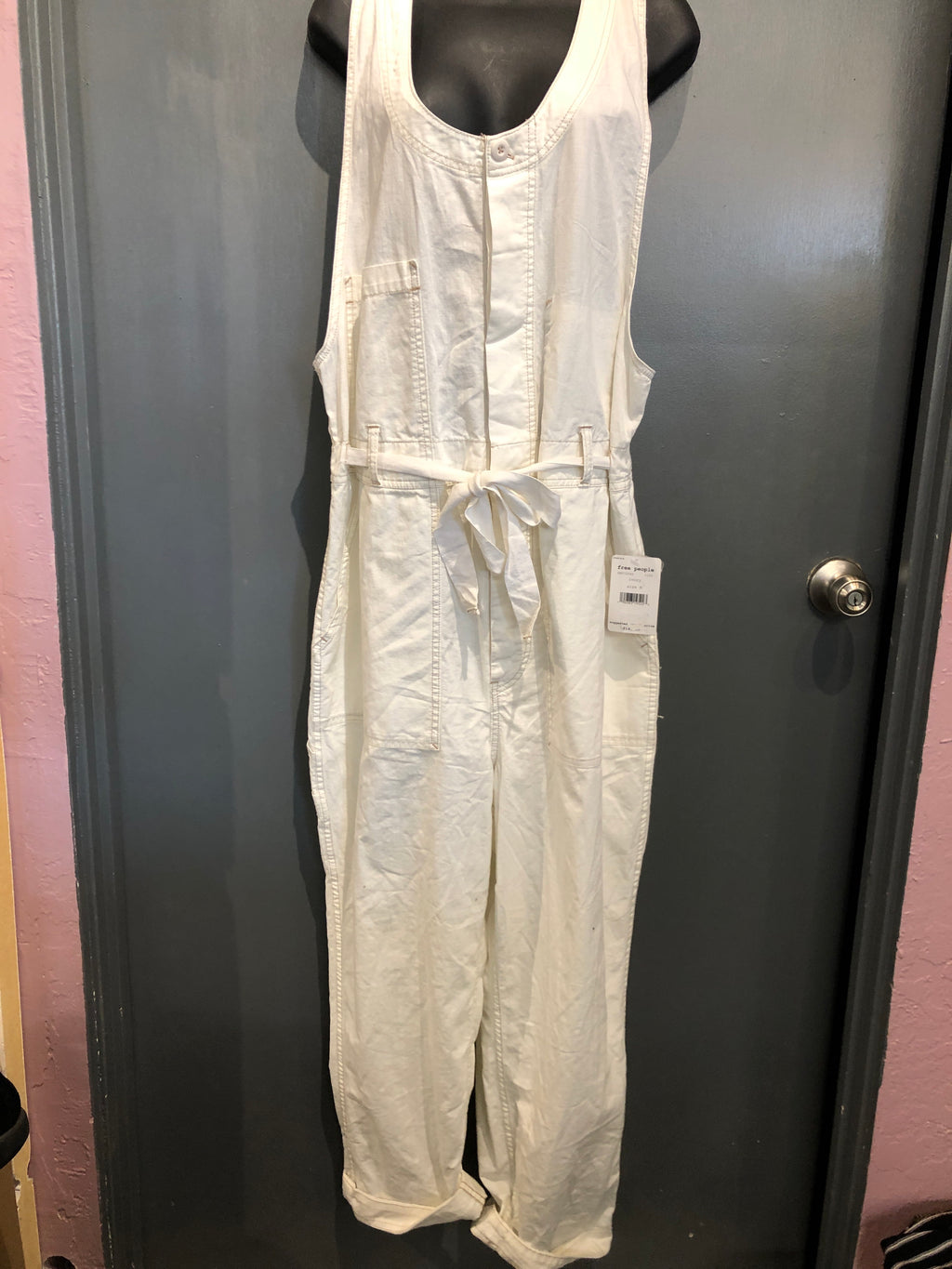 Free People Overalls NWT sz Medium