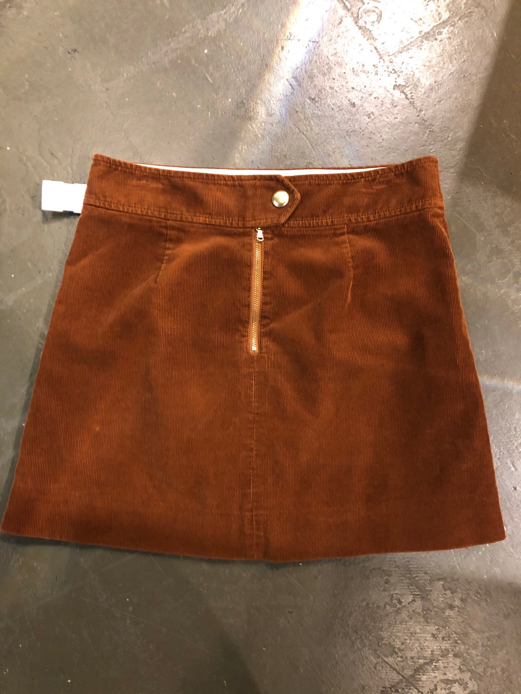 J. Crew Brown skirt sz 8