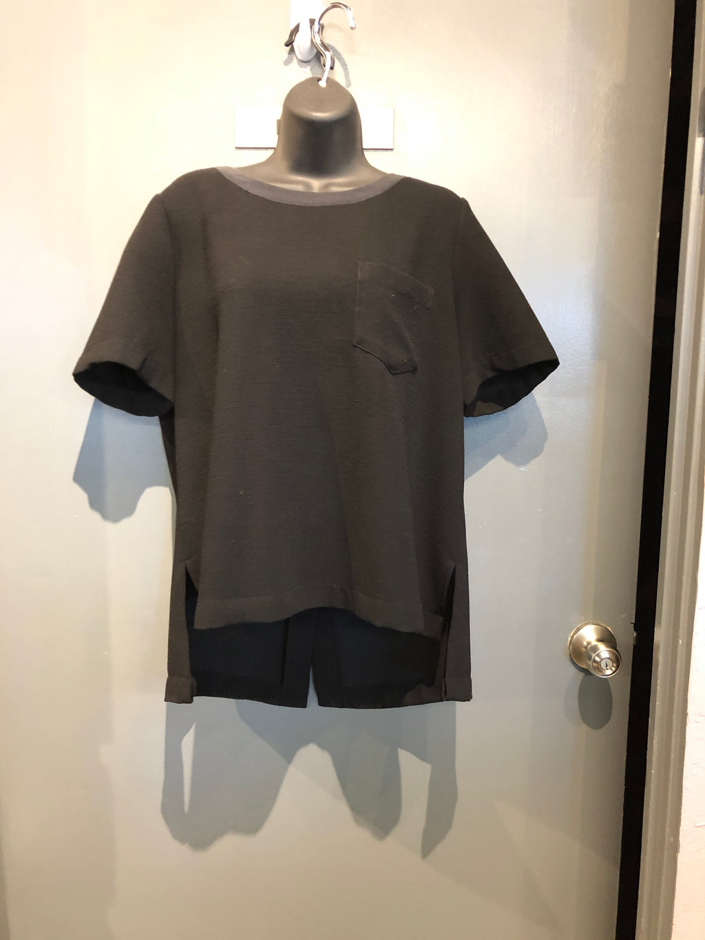 Large Black Madewell Top
