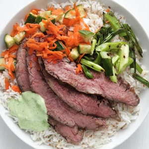 Grilled Steak Bowl