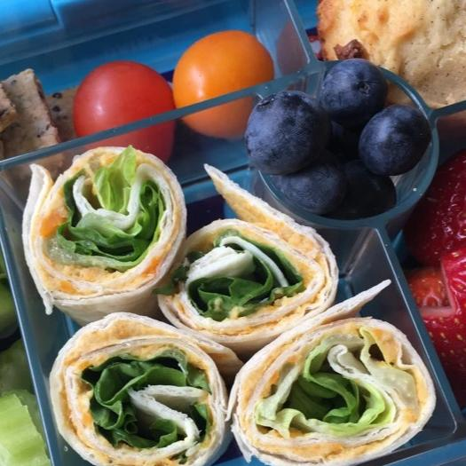 Kids Sandwiches/Wraps (half portion)