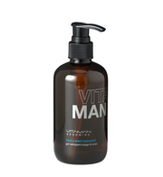 Natural Face and Body Cleanser For Men 250ml