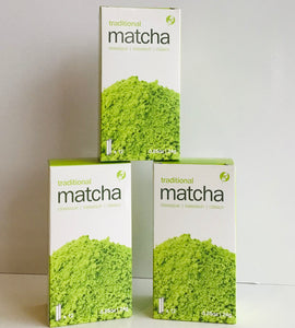Matcha Sticks Traditional
