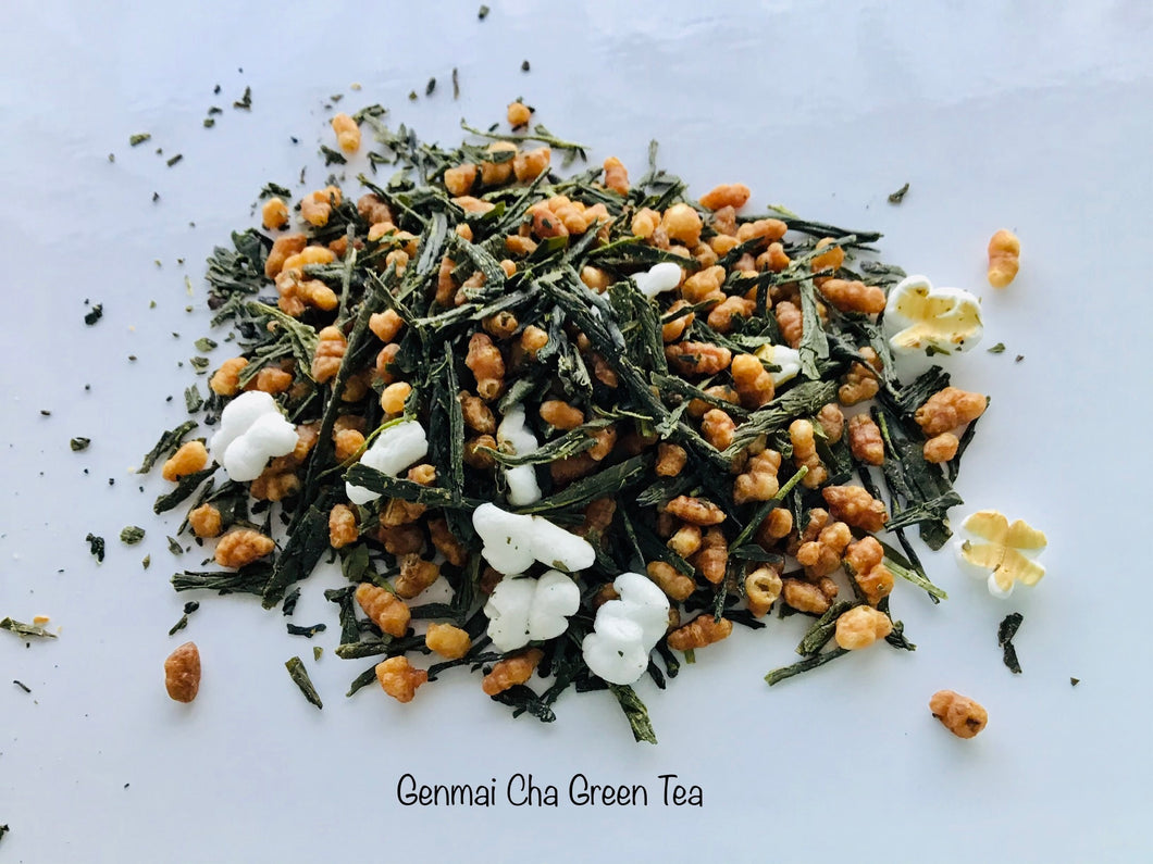 Genmai Cha Green Tea 3.8oz