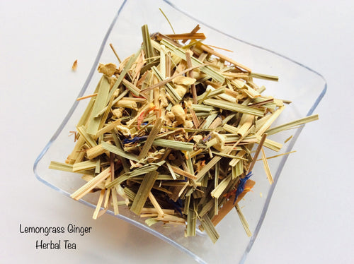 Lemongrass Ginger Herbal Tea 2.4oz
