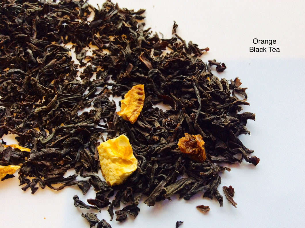 Orange Black Tea 3.6oz