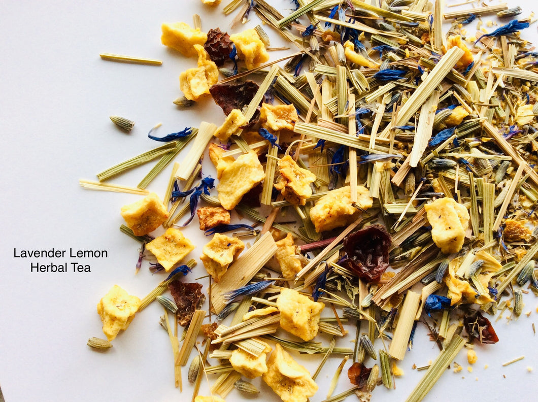 Lavender Lemon Herbal Tea 2.4oz