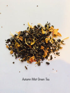 Autumn Mist Green Tea 4.8oz