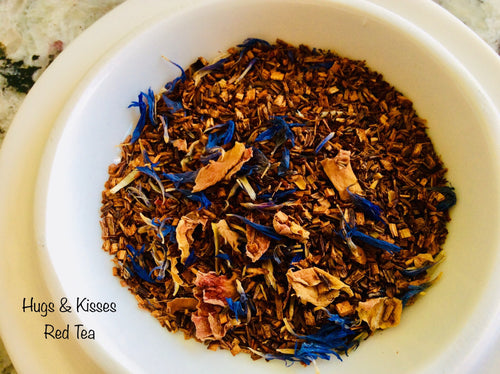 Hugs & Kisses Herbal Tea 4oz