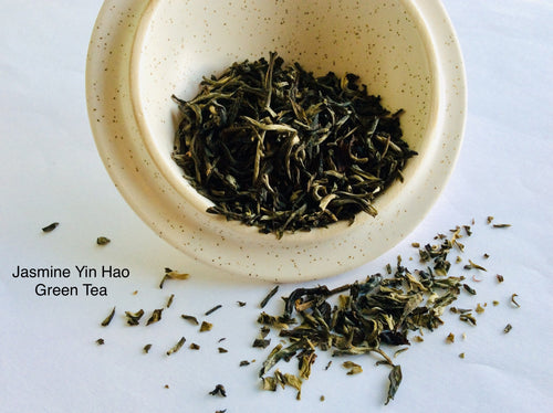Jasmine Yin Hao Green Tea 2.4oz