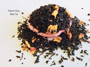 Summer Rose Black Tea 3.6oz
