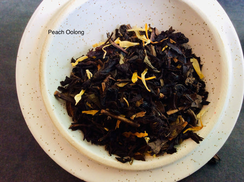 Peach Oolong 3.6oz
