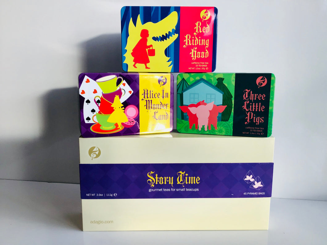 Story Time Tea Collection (bags)