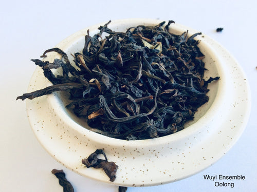 Wuyi Ensemble Oolong 2.4oz