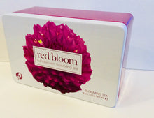 Load image into Gallery viewer, Red Bloom Black Tea 4oz (tin)