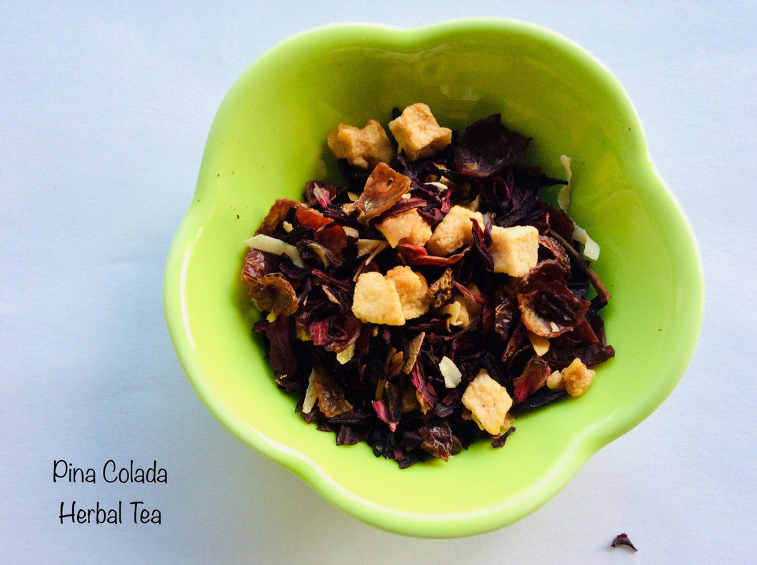 Pina Colada Herbal Tea 4oz